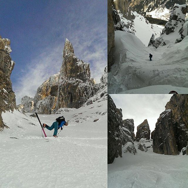 Ski Touring, Off-piste guiding, off-piste ski school