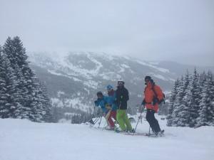 off-piste lessons meribel, ski school meribel