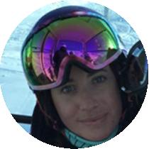meribel ski instructor ski school courchevel