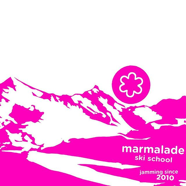 Jammin' since 2010. Thanks to everyone for all your help along the way and here's to super snowy winter coming our way! #marmalade #ski #school #meribel #latania #courchevel #aveczest #winter #3valleys #ink - 2016-12-05 12:08:51