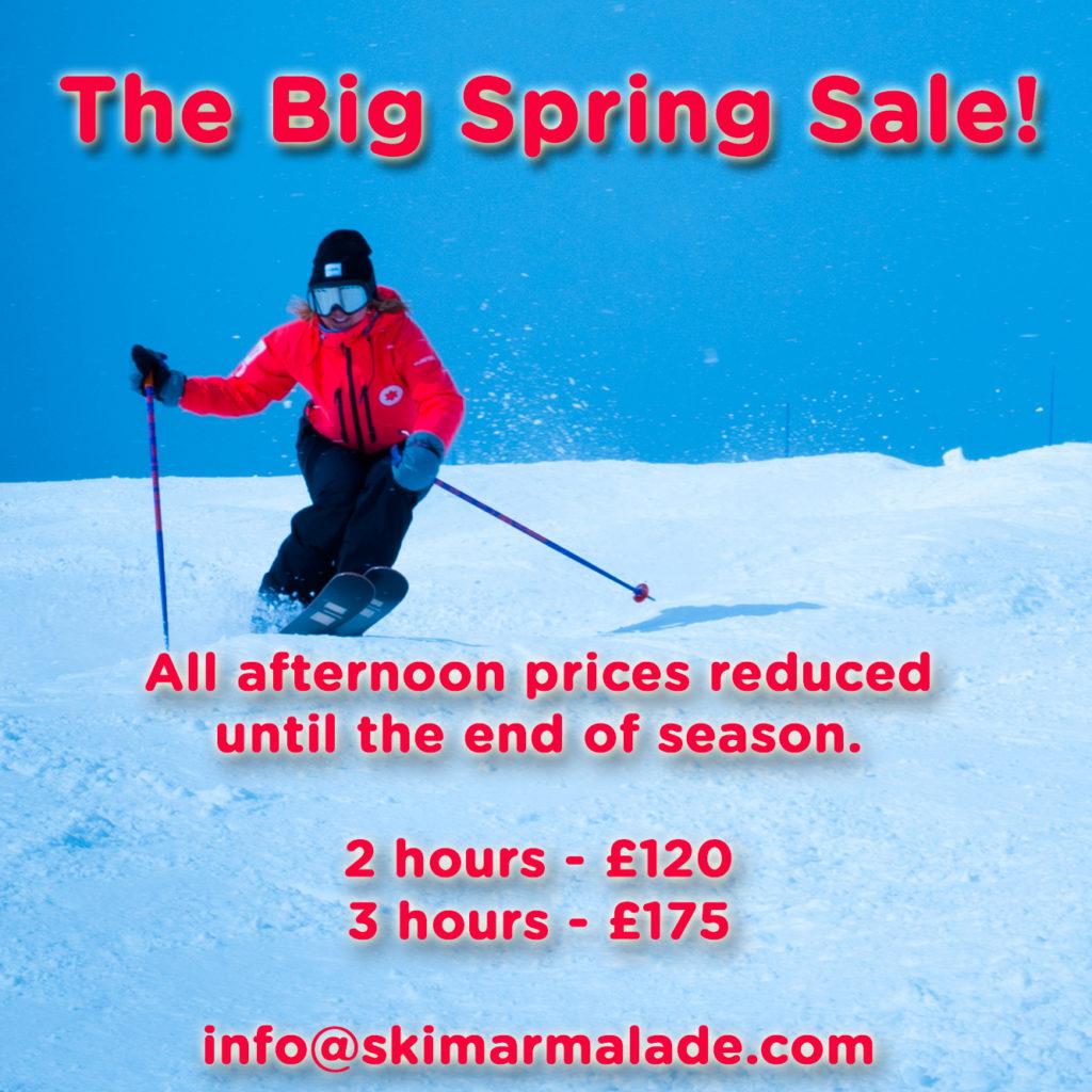 cheap private ski lessons