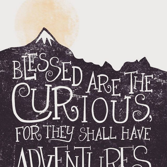Inspirational mumbo jumbo quote du jour. .But we are indeed a curious bunch at Marmalade and we are looking forward to some delightful adventures this winter. .#marmaladeskischool #meribel #latania #courchevel #aveczest #keepexploring #adventures - 2017-08-16 10:00:14