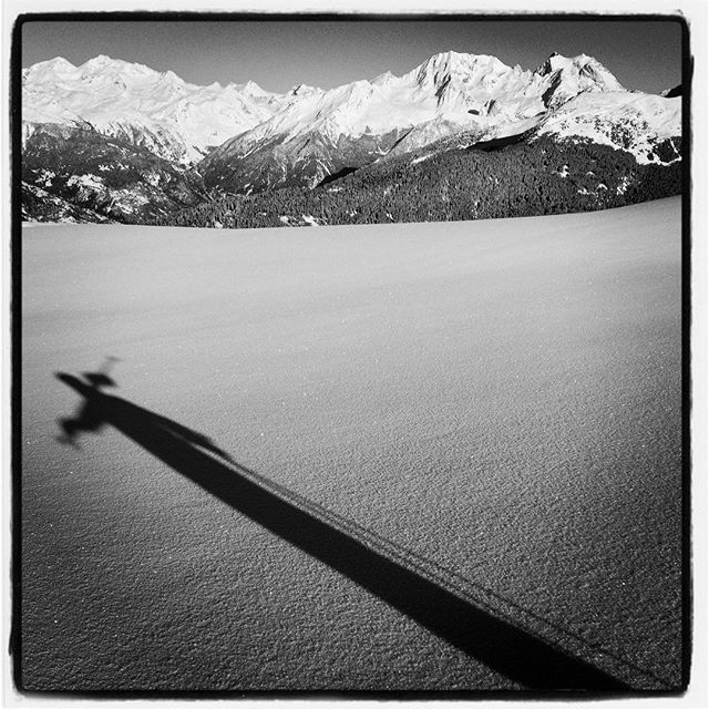 Mmmmm, looking forward to days like these this winter. The ski home after work was never bettered than this day. #marmaladeskischool #aveczest #les3vallees #meribel #courchevel #latania #homewardbound #backcountry #powder #skitouring - 2017-09-08 12:30:32