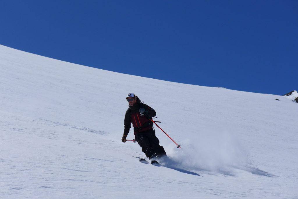 mont brequin ski tour