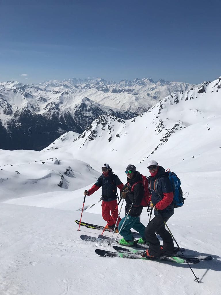 Marmalade Ski Touring Sans Nom