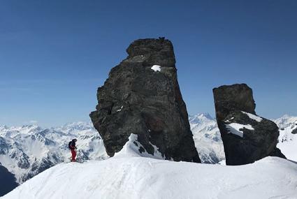 Sans Nom Ski Touring