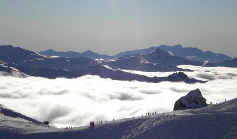 preseason skiing meribel