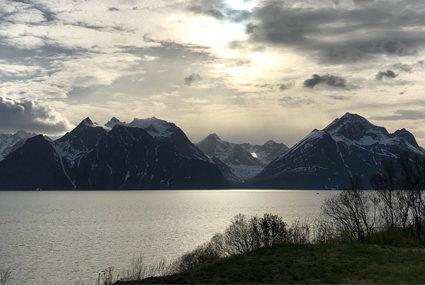 Ski touring, Lyngen Lodge, Norway