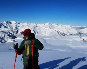 Marmalade Ski Instructor